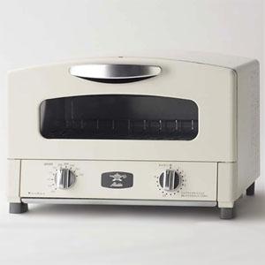 アラジン グラファイトトースター 2枚焼用 ホワイト
