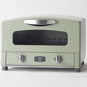 アラジン グラファイトトースター 2枚焼用 グリーン