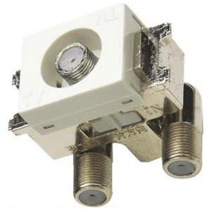 直列ユニット 1端子型 中継用 4K・8K衛星放送対応 上 り帯域カットフィルタースイッチ付
