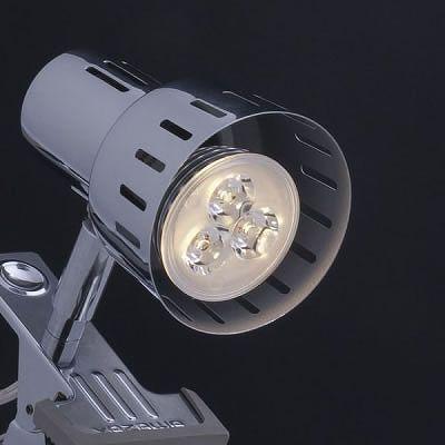 E17口金 LED電球付属 LEDクリップライト 画像2