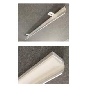 片反射笠 LEDベースライト TENQOOシリーズ用