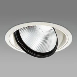 LEDユニバーサルダウンライト 白色 Q+4000K CDM-T70W相当 埋込穴φ150 配光角18度 電源別売 高演色/高彩色