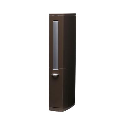 トイレタワー ブラウン