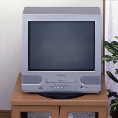 テレビ回転台丸形大