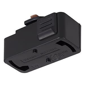 ライティングレール用引掛シーリングボディ 6形 黒