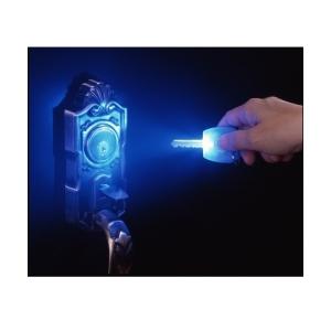 青い光のかぶせるキーライトクリア 画像2