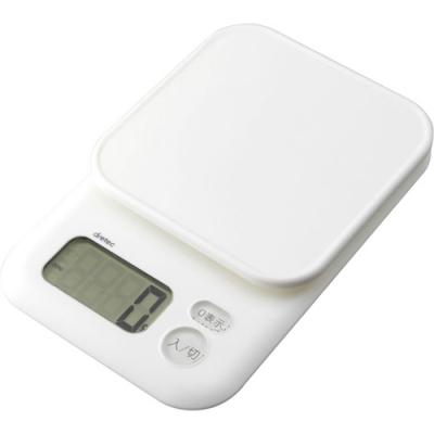 デジタルスケール「ガナッシュ」2kg アイボリー