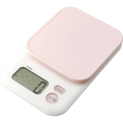 デジタルスケール「ガナッシュ」2kg ピンク