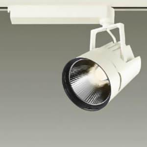 LEDスポットライト 《miracoミラコ》 プラグ形 COBタイプ 配光角20° LZ0.5C φ50ダイクロハロゲン75W形65W相当 電球色 2700K 非調光タイプ 白