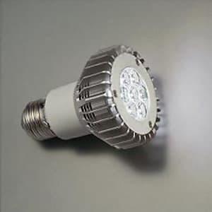 LEDランプ PAR20 狭角形 昼白色 7W 口金E26