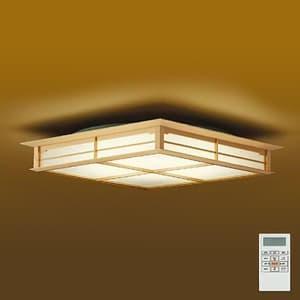LED和風シーリングライト 〜14畳 調色・調光タイプ(昼光色〜電球色) クイック取付式 リモコン・プルレススイッチ付 4955620585443