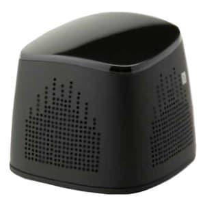 充電式Bluetoothハンズフリースピーカー ブラック