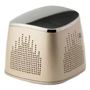 充電式Bluetoothハンズフリースピーカー ゴールド
