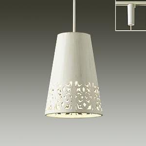 LEDペンダントライト 電球色 非調光タイプ E17口金 白熱灯60Wタイプ ダクト取付専用