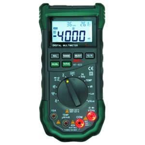 オールインワンデジタルマルチメータ DMM・温度計・湿度計・照度計・騒音計