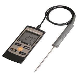 白金デジタル温度計 白金測温抵抗体Pt1000Ωセンサ採用