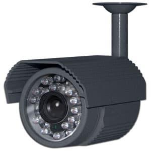 フルハイビジョン高画質防水型AHDカメラ 800万画質CMOSセンサー搭載