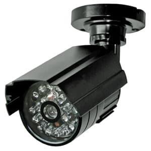 本格派ダミーカメラ 疑似(ダミー)赤外線LED搭載 壁面・天井取付タイプ