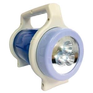 アクアパワーLEDライト LED×3灯 連続点灯約80時間 パワーバー付