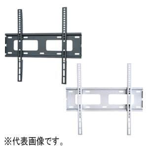 TVセッタースリム1 Mサイズ W450×H420×D22mm スチール製 ブラック