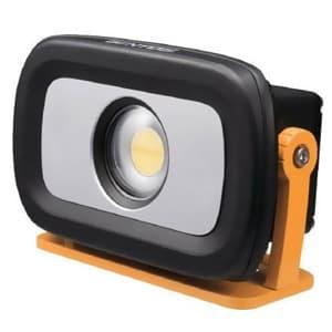 防爆LED投光器 《GANZ》 充電式タイプ COBLED×1灯 1500lm 幅268×奥行119×高さ167mm