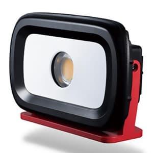 LED高演色投光器 《GANZ》 充電式タイプ COBLED×1灯 35W 3200lm W267×H165×D75mm ACアダプター付