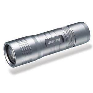 LEDライト 防塵・防滴タイプ 白色LED×1灯 140lm φ30.0×106.2mm 単4形アルカリ電池×3本付