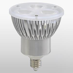 【在庫限り】LED電球 ダイクロハロゲン形 φ50マルチコアタイプ 中角配光 電球色 JDR40W形相当 最大光度1600cd E11口金