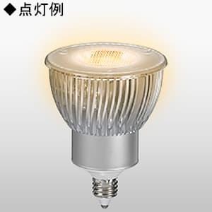 LED電球 ダイクロハロゲン形 φ50シングルコアタイプ 広角配光 電球色 JDR65W形相当 最大光度1800cd E11口金 画像2
