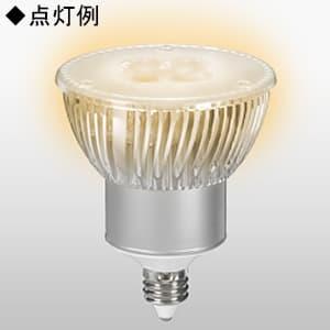 【在庫限り】LED電球 ダイクロハロゲン形 φ50マルチコアタイプ 中角配光 電球色 JDR65W形相当 最大光度2300cd E11口金 画像2