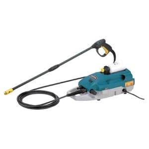高圧洗浄機 清水専用 電動タイプ 二重絶縁構造 吐出圧7MPa 水量6L/min 高圧ホース5.5m付
