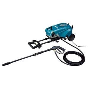 高圧洗浄機 清水専用 電動タイプ 二重絶縁構造 吐出圧7MPa 水量7L/min 高圧ホース7.5m付