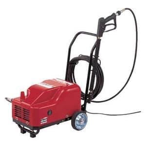 高圧洗浄機 清水専用 電動タイプ 吐出圧7MPa 水量8L/min 洗浄ガン連動モータ付 高圧ホース10m付