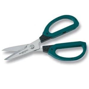 鉄腕ハサミザイロン 全長205mm 刃先保護キャップ付 刃部・刃物用ステンレス製
