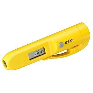 ペン型放射温度計 距離:測定径=1cm:φ1cm