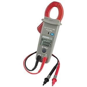 フルオートクランプメータ 真の実効値方式 非接触検電機能付