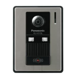 カラーカメラ玄関子機
