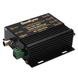 映像4分配器 EX-SDI/HD-SDI用
