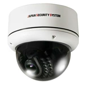 屋外用IRドームカメラ AHD対応2.2メガピクセル
