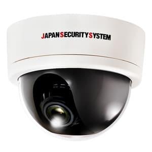 屋内用ドーム型ワンケーブルカメラ AHD2.0対応