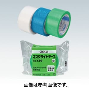 養生用テープ マスクライトテープNo.730 幅50mm×長さ25m 半透明