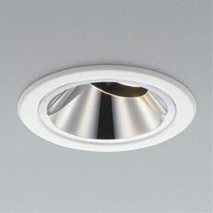 XICATOモジュールLEDユニバーサルダウンライト LED一体型 グレアレスタイプ 1300lmモジュール 温白色 JR12V50WW相当 照度角40° 埋込穴φ100