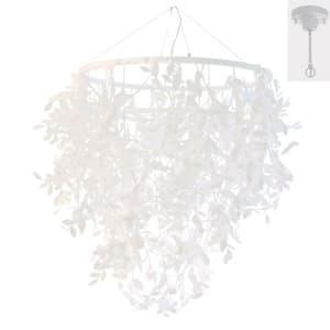 【受注生産品】ペンダントライト 《Paper-Foresti grande》 60W相当 電球色 電球型蛍光灯 E26口金