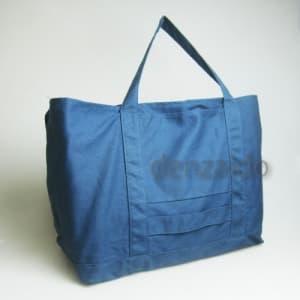 トートバッグ ブルー 容量30L MEGATOTE