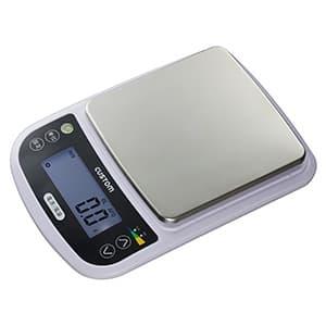 防水ミニスケール 秤量5000g 防塵・防水タイプ 重量可変式バックライト機能付