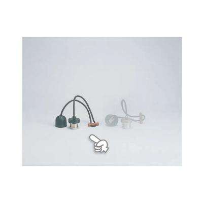 室内用白熱灯照明器具 黒コード〆付けリングセットNO1