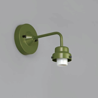 Bisudome Guard Seriesホルダー型65ブラケット(緑塗装)