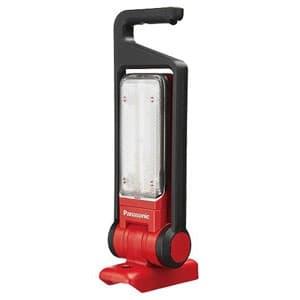 工事用充電LEDマルチ投光器 プロ用 3電圧対応 17W×20灯 昼白色 大光量1500lm
