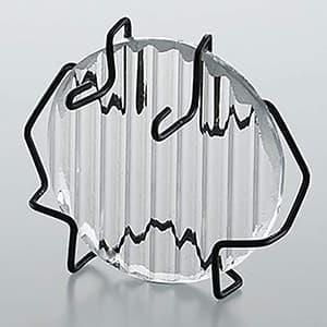 スプレッドレンズ φ29mm 強化ガラス製 cledy microシリーズオプション