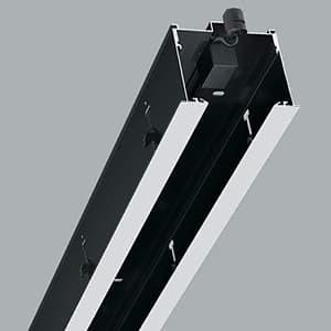 【受注生産品】 リニアバンクシステムパーツ センターパーツ 500mmタイプ ファインホワイト cledy microシリーズ
